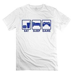 Eat Sleep Game Generic Boy T Shirts