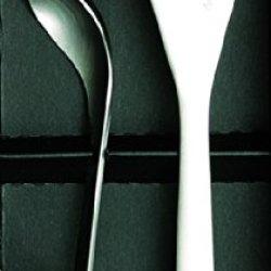 Sori Yanagi Sugar Ladle Butter Knife Set #1250 Two Point (Japan Import)