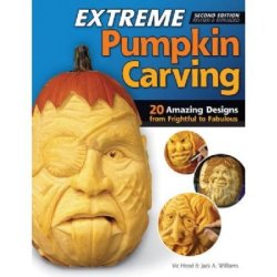 Fox Chapel Publishing Fc8060 Extreme Pumpkin Carving Book