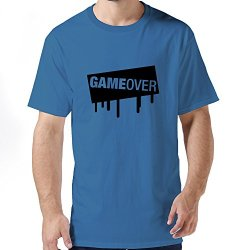 Funny Game Over Men'S T-Shirts