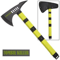 "Wg-907 Zombie 0Bk5Hm8R 1Bbjeai4B7 Killer Tactical Tomahawk ""14.5"""""" Fixed Blade Knife"
