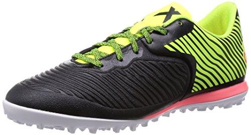 [アディダス] adidas フットサルシューズ エックス 15.2 CG B27119 B27119 (コアブラック/ソーラーイエロー/フラッシュレッド S15/27.5)
