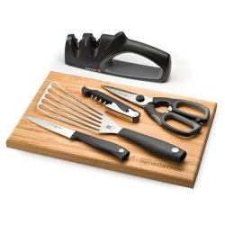 Silverpoint Ii 6 Piece Kitchen Knives Essentials Set