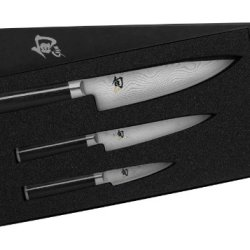 Shun Dms300 Classic 3-Piece Boxed Cutlery Set