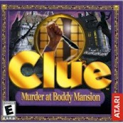 Clue - Murder At Boddy Mansion