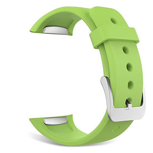 Gear-S2-Watch-Band-MoKo-Soft-Silicone-Replacement-Sport-Band-for-Samsung-Galaxy-Gear-S2-SM-R720-SM-R730-Smart-Watch-GREEN-Not-Fit-Gear-S2-Classic-SM-R732
