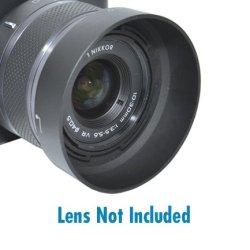 Ezfoto Lens Hood For Nikon 1 Nikkor 10-30Mm F/3.5-5.6 Vr Lens, Replaces Nikon Hb-N101