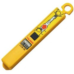 "Tajima Lcb-30 3/8"" X 13-Point Snap-Blades For Precision Craft Knives 10-Blade Dispenser"