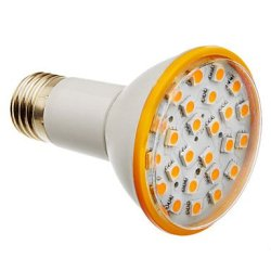 6 W E27 X5050Smd 25 450-500 Lm 3000 K Of Warm White Led Bulb Sizes (200-240 - V)