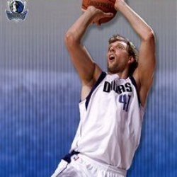 Mavericks - D Nowitzki 11 Art Poster Print Unknown 22X34