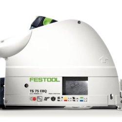 Festool 561438 Ts 75 Eq Plunge Cut Circular Saw