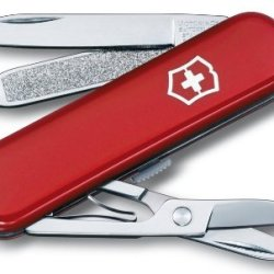 Victorinox Swiss Army Signature Lite Pocket Knife - Red