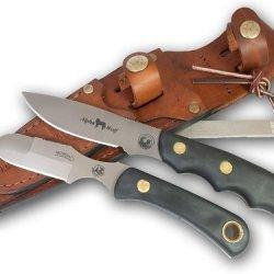 Knivesofalaska Alphawolf S30V & Muskrat Combo - Suregrp