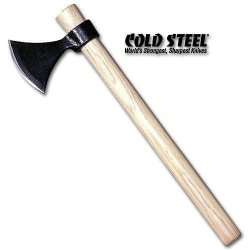 Cold Steel 90N Norse Hawk, American Hickory Handle