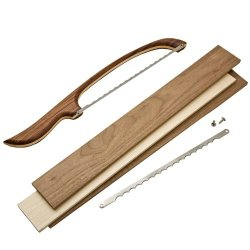 Bread Knife Kit, Maple