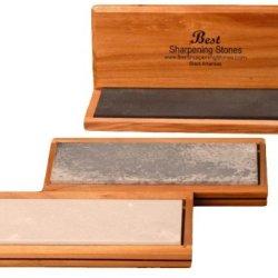 "Arkansas 3 Sharpening Stone Kit - 2"" X 8"""