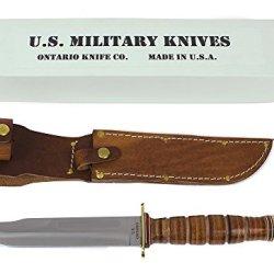 Ontario Knife P4-Usmc Combat Knife, 12.25In. 6311