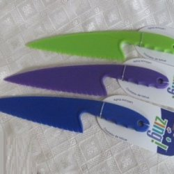 Zing Lettuce Knife Assorted Color 1 Pc