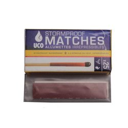 Storm Proof Matches /25