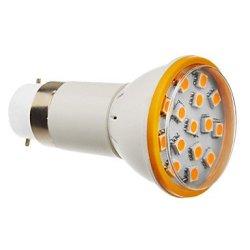 4 W B22 15 X5050Smd Lm 3000 K, 270-300 The Warm White Led Bulb Size (200-240 - V)