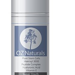 Oz Naturals - The Best Eye Gel - Eye Cream For Dark Circles Puffiness And Wrinkles - This Eye Gel Treatment Addresses Every Eye Concern - 100% Natural Ingredients - Considered To Be The Most Potent & Effective Eye Gel - Eye Cream Available - Allure Magazi