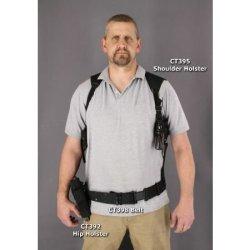 Colt Knives 395 Tactical Shoulder Harness With Black Nylon Construction