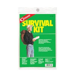 Survival Kit W/Guide