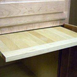 Ez Slide N Store Wood Breadboards