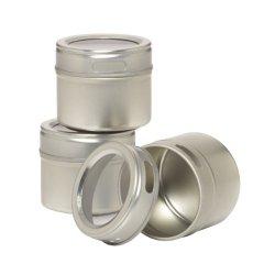 Kamenstein Magnetic Spice Rack, Extra Tins (1002)