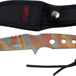 Mtech Usa Mt-20-16Dbc Fixed Blade Knife 8.5-Inch Overall