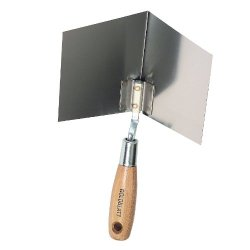 Goldblatt G05520 Corner Tool, Inside With Wood Handle