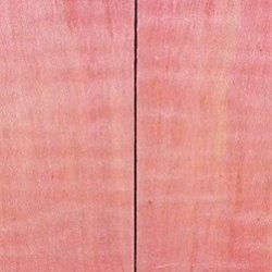"Maple Curly Stabilized Pink 2 Pc Knife Scales 1/2"" X 1 1/2"" X 5"" 20"