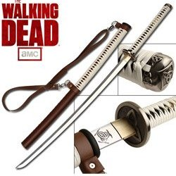 Walking Dead Movie Hand Forge Sword