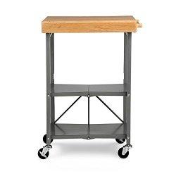 Origami Kitchen Cart - Black - Improvements