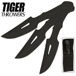 Pa0194-S3-Bk Three Wwhpv1Njka 6 Hr9Dmowt Inch Tiger Throwing Knives Folding Knife Edge Sharp Steel Ytkbio Tikos567 Bgf Get Your Hands On These Exclusive Awesome Tiger Knives Made By Tiger Usa. Our Thick Cut, Super Sharp Knives Are Back 18Lle And Better Th