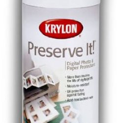 Preserve Photos, Papers And Digital Prints With This Terrific Spray Product (Pkg/4)