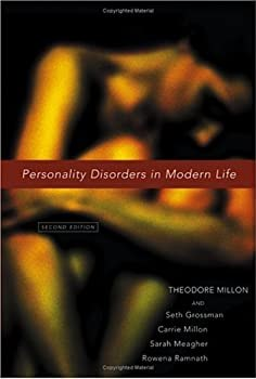 "Cover of ""Personality Disorders in Modern..."