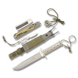 Survivor Hk-56141S Survival Knife 14.25-Inch Overall