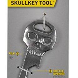 Nite Ize Doohickey Skullkey, Stainless