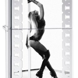 Zippo Pole Dancer Pocket Lighter