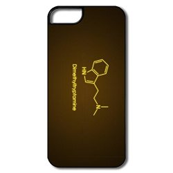 Structural Formula Hard Unique Case For Iphone 5/5S