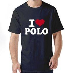 Durable Love Polo Men T-Shirt