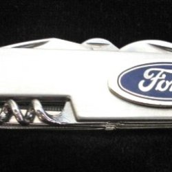 Ford Stainless Steel Army Knife-13 Functions