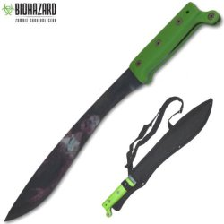 Zombie Killer Full Tang Machete