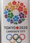 ケース入り 東京オリンピック 2020 招致 ピンバッジ 四角タイ・・・