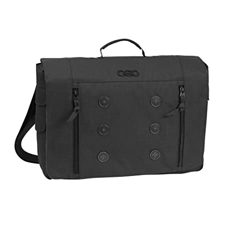 "Ogio Midtown Carrying Case (Messenger) for 15"" Notebook."