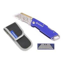 Kobalt Folding Lock-Back Utility Knife, 240077