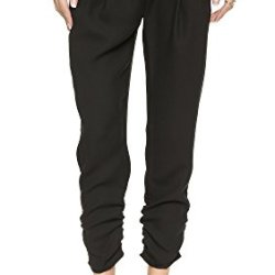 Parker Women'S Devlin Pants, Black, 2