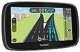 TomTom Start 60 Europe Navigationsgerät (6 Zoll, Lifetime Maps, Fahrspurassistent,  Tap & Go, Schnellsuche, Karten von...