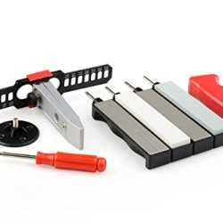 Annengjin®Taidea 4-Stone Deluxe Precision Diamond Knife Sharpening System